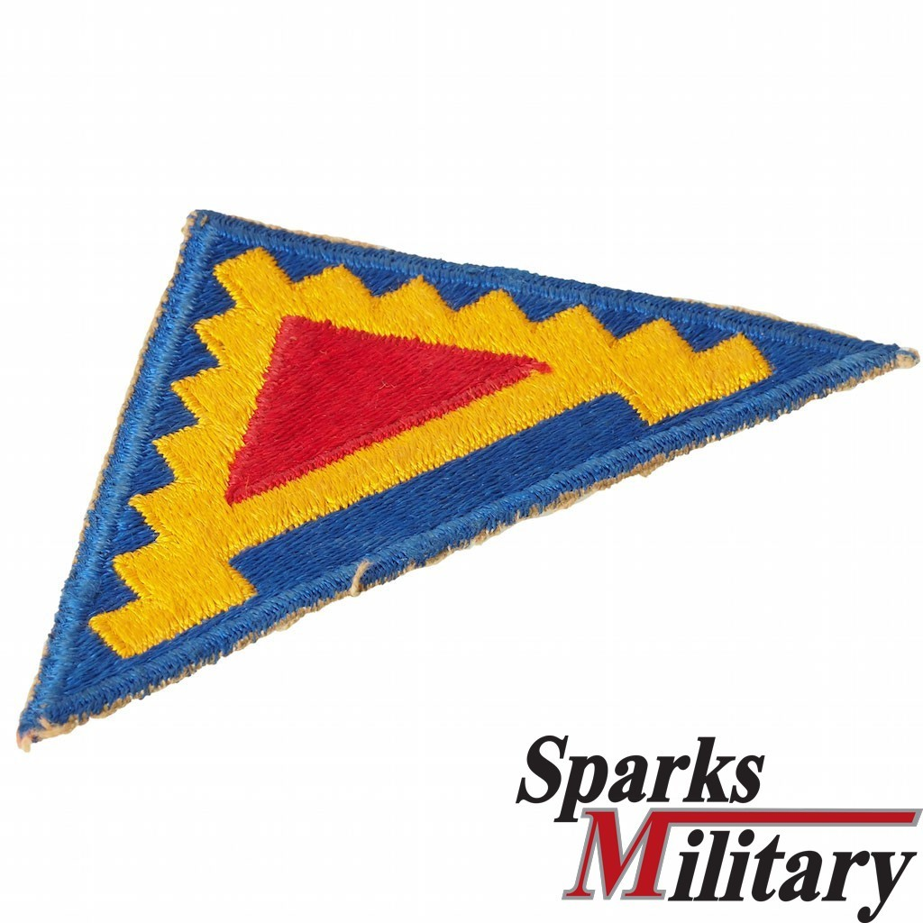 United States Army, cut edge Patch Abzeichen, old german made
