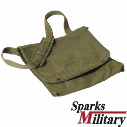 US Army Kartentasche in Canvas OD Green