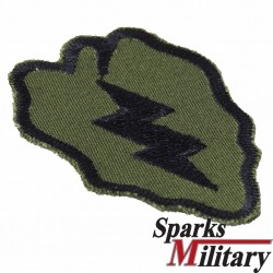 25th Infantry Division Incountry Made Unit Patch