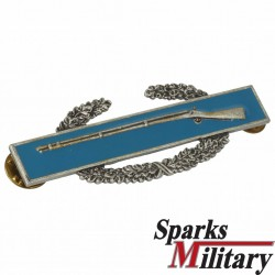 Combat Infantryman Badge 1st Award in silver