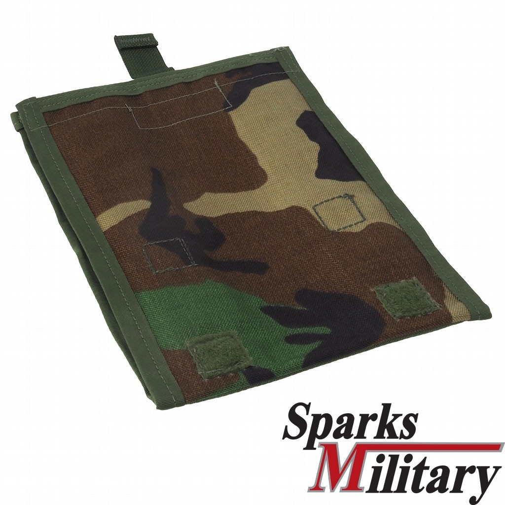 Shotgun Shell Molle Pouch in Woodland