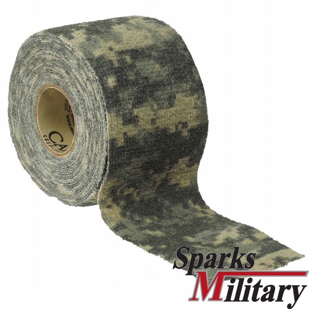 Us Military Mcnett Camo Form Self Cling Ucp Camouflage