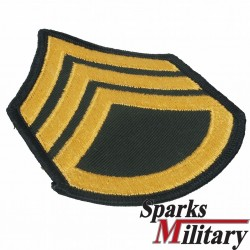 US Army Rank Insignia Staff Sergeant for Class A