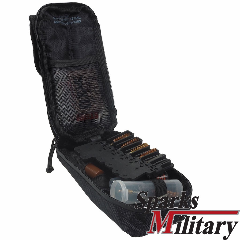 OTIS US Military Improved Weapons Cleaning and care Kit IWCK with Molle case