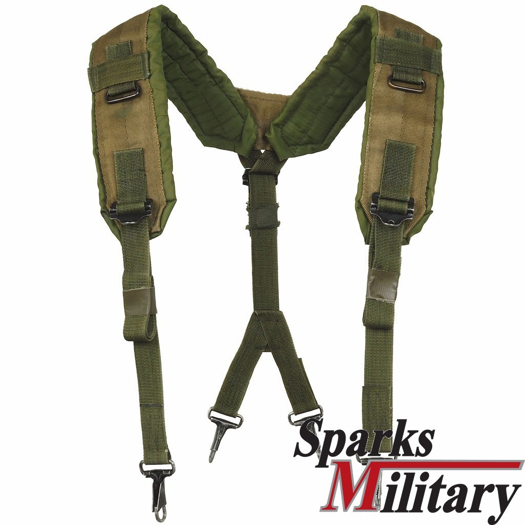 LC1 Alice Nylon Y Suspenders of US Military