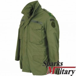 M65 Field Jacket Small-Regular 2nd ACR Border Patrol