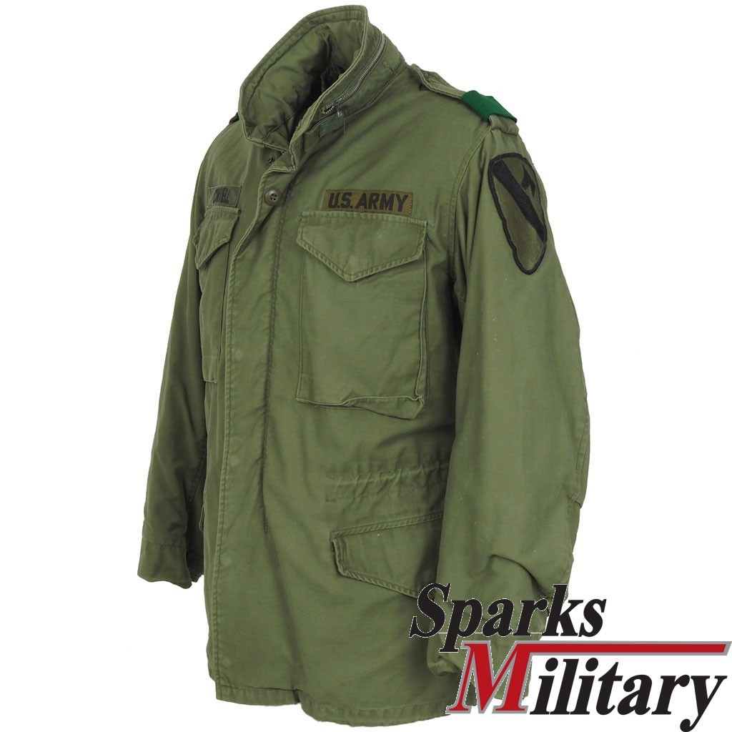 M65 Field Jacket Small-Regular 1st Cavalry Regiment
