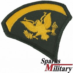 US Army Rank Insignia Specialist 5, Spec 5 for Class A Uniform