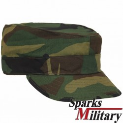 BDU Patrol Cap, Cold Weather Woodland