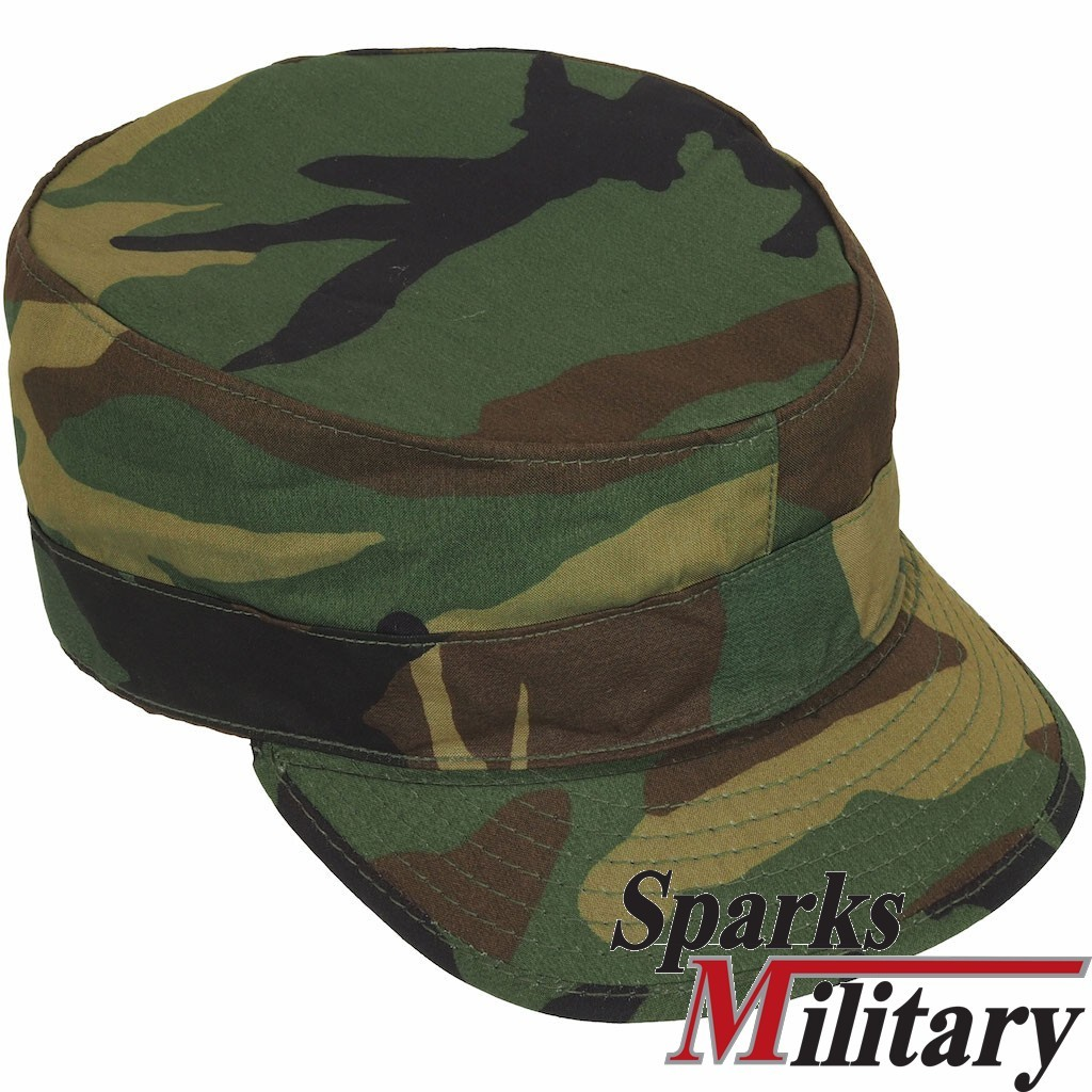 40bb08a83dd US Army winter cold weather Cap in Woodland with earflaps buy online