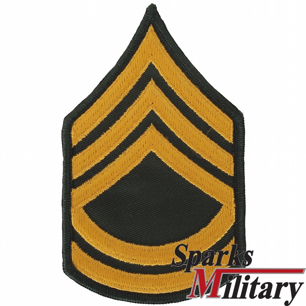 sergeant first class sfc class a us army rank insignia but