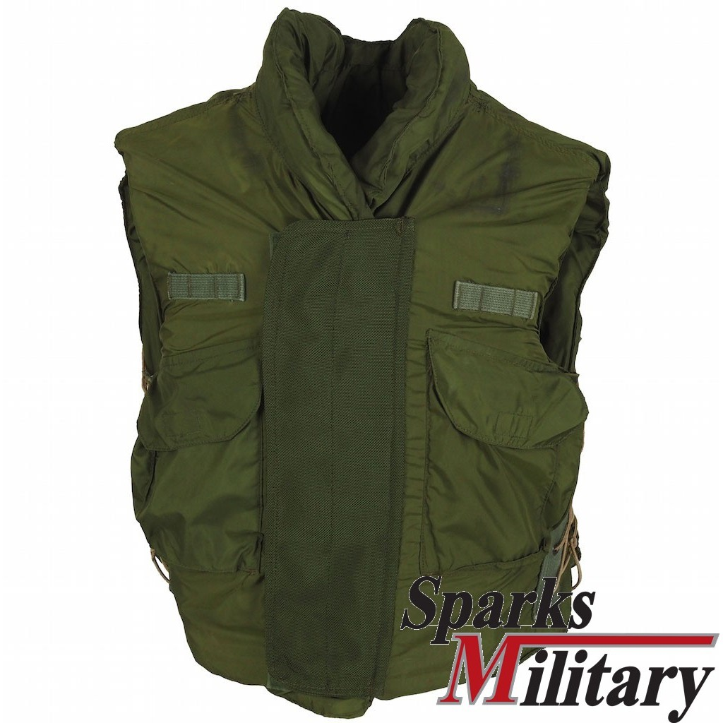 M 69 Fragmentation Vest Flak Jacket Od Green Buy Now