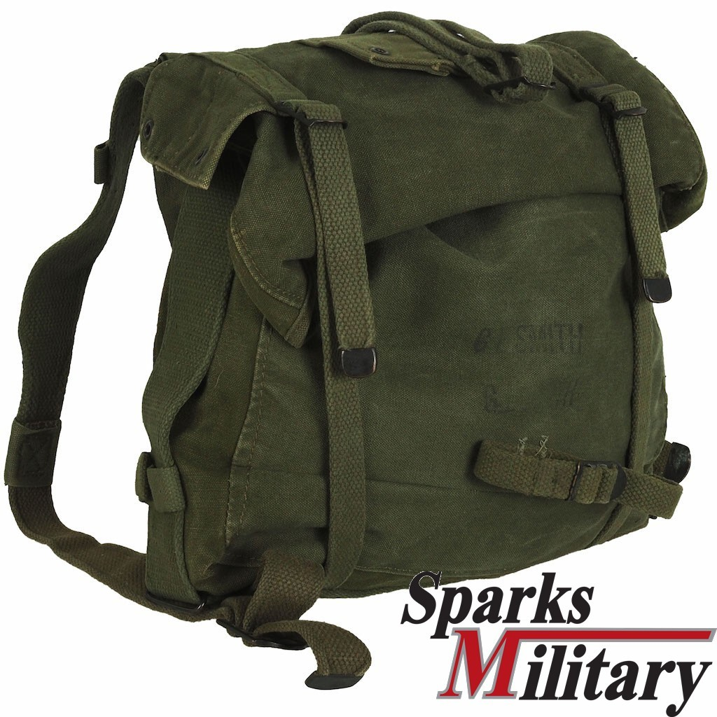 USMC M-1941 Rucksack Canvas Combat Field Pack