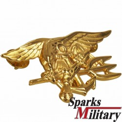 US Navy Seal Badge for plugging Special Warfare USN made of metal