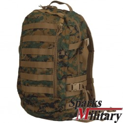 original USMC ILBE Assault Pack 25l in digital Marpat woodland