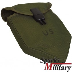 US Army M 1967 Nylon Carrier, Entrenching Tool, Collapsible Lightweight Vietnam Era