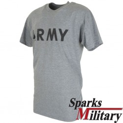 US Army Physical Training Shirt PT