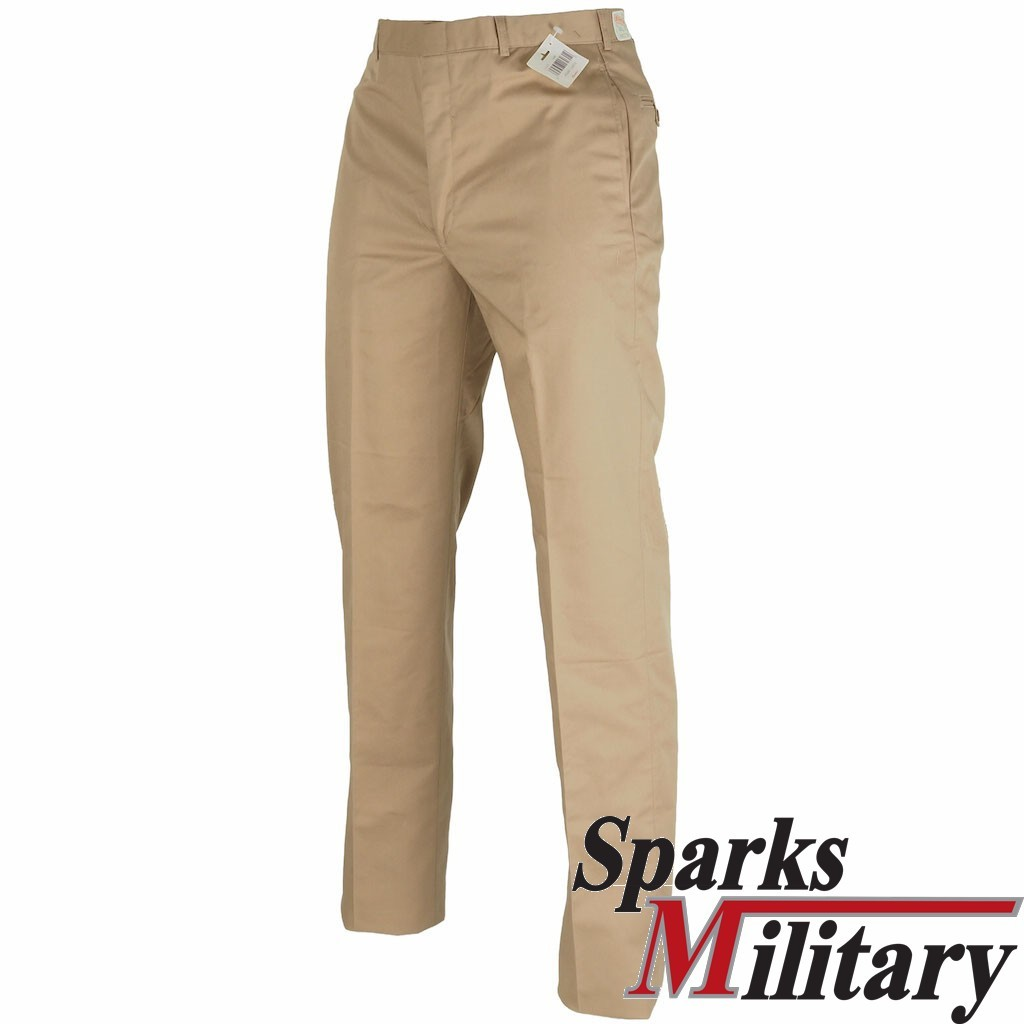 US Navy Khaki Trousers
