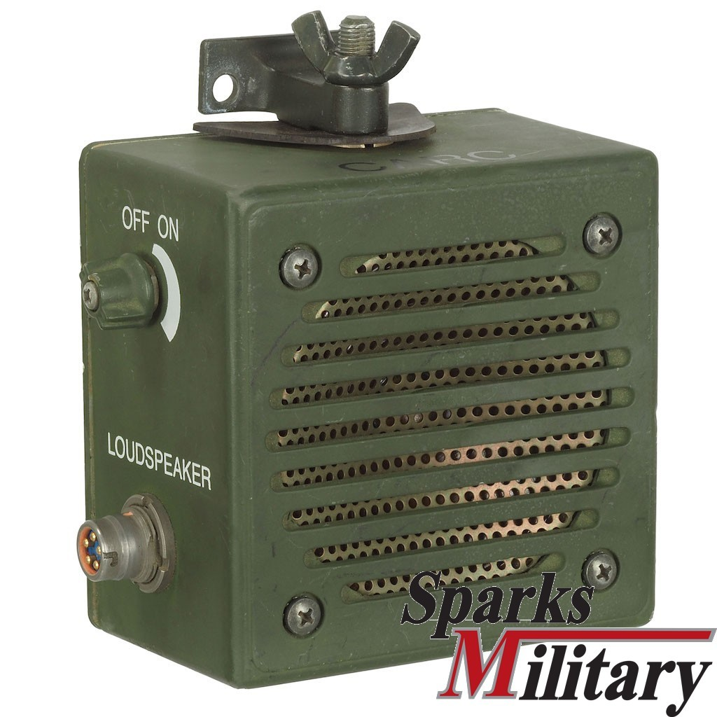US Military Loudspeaker LS-688/VRC for PRC Radios
