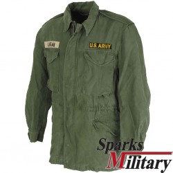 M-1951 Field Jacket shade OG 107 Size: Small Regular