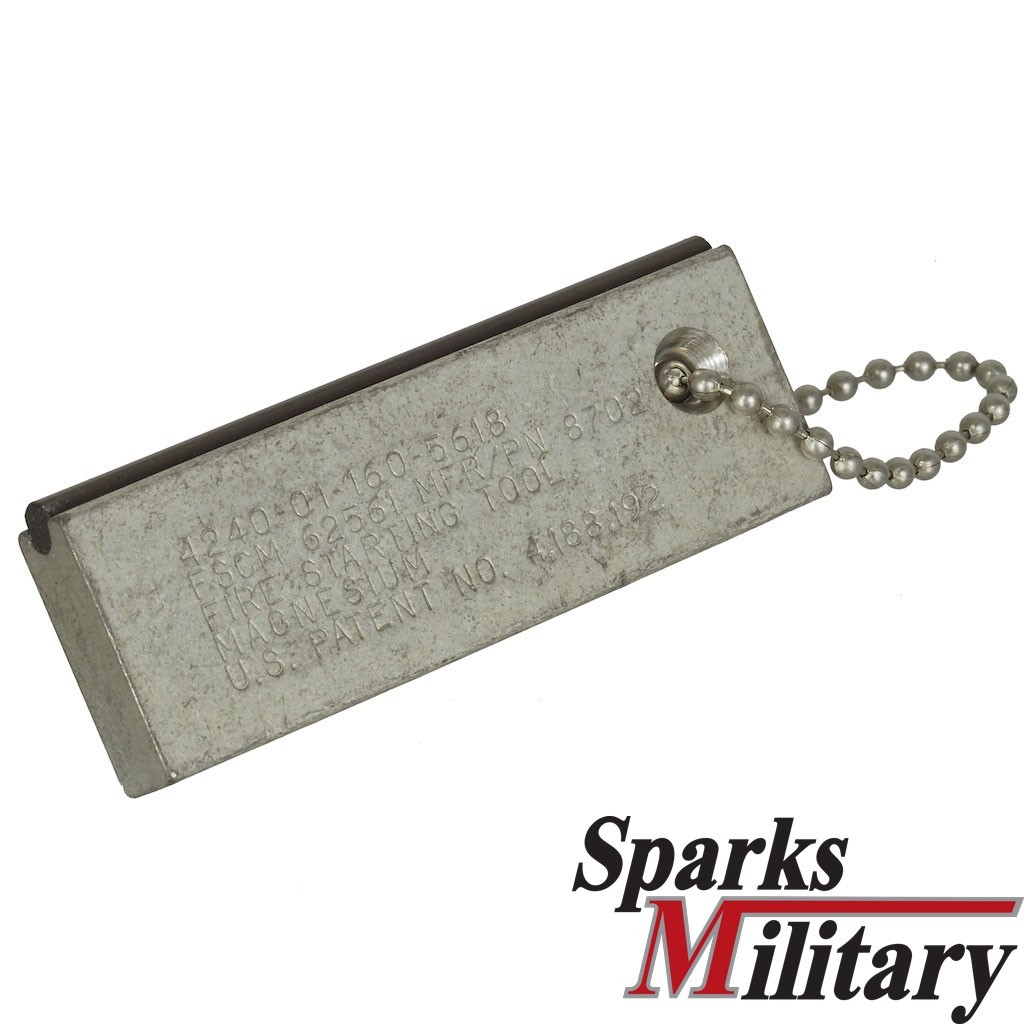 US Military Survival Magnesium Fire Starter