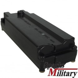 US Military AN/PRC-77 Radio Battery Holder BH-386 Adapter for D Monozelle