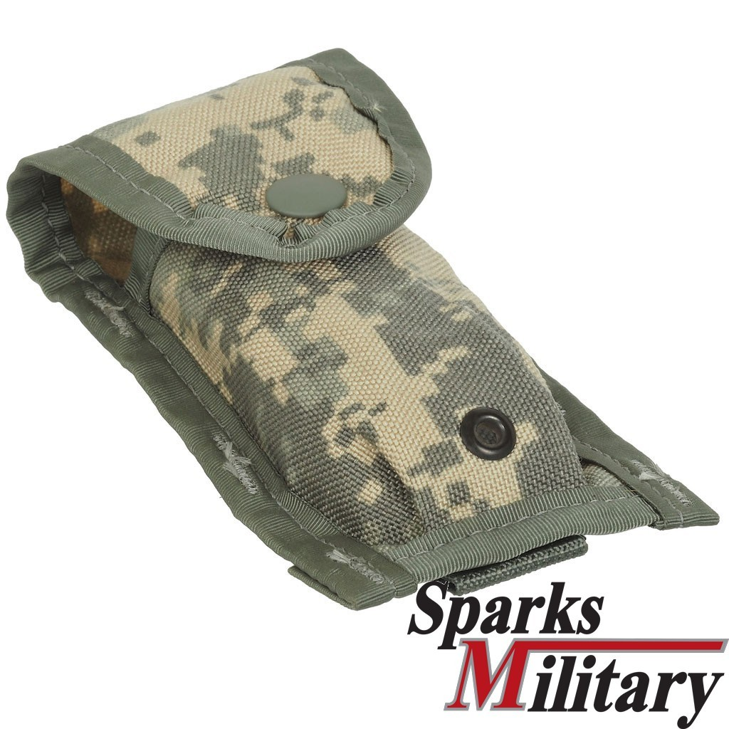 US Army UCP Digital Molle II 9mm Single Magazine Pouch