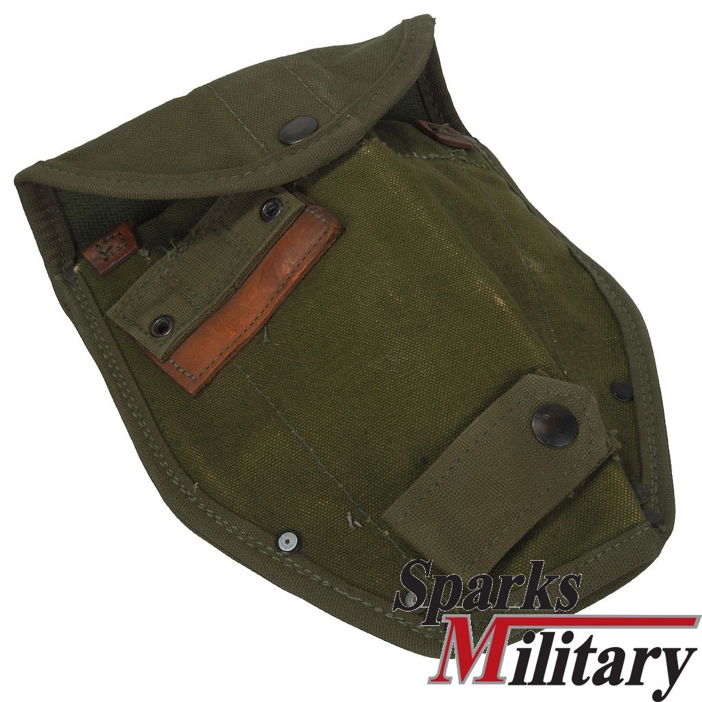 M-1956 Intrenching Tool Carrier in Canvas from the Vietnam War