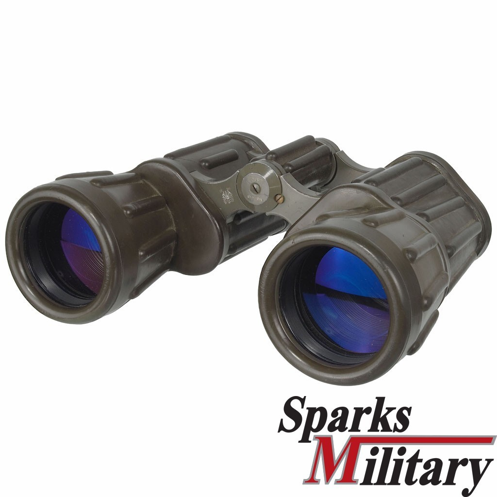 Swarovski Military Binocular Habicht 7x42 with distance measuring cross