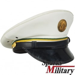 US Army MP Advisor Cap in withe for Military Police soldier