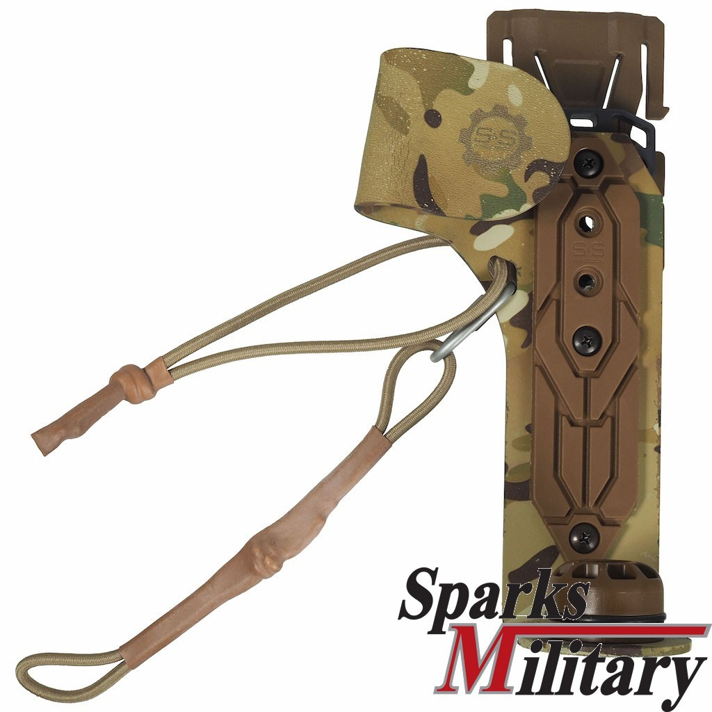 S&S Holster For M320 Grenade Launcher By HK In Multicam