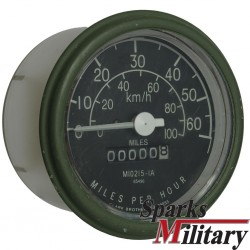 Speedometer Vehicle M Serie
