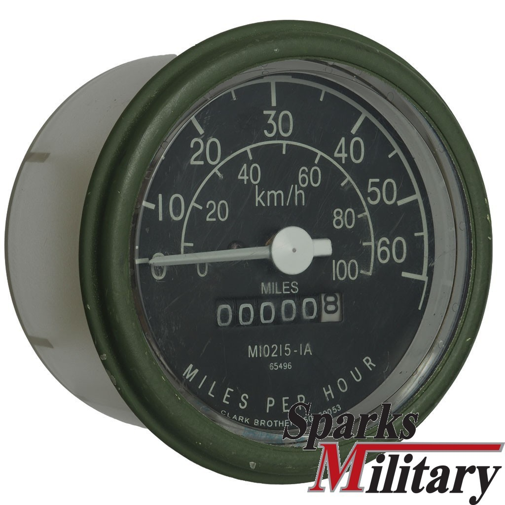 Speedometer for US Military M Serie Vehicles