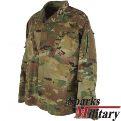 US Army OCP Scorpion Combat Uniform Coat