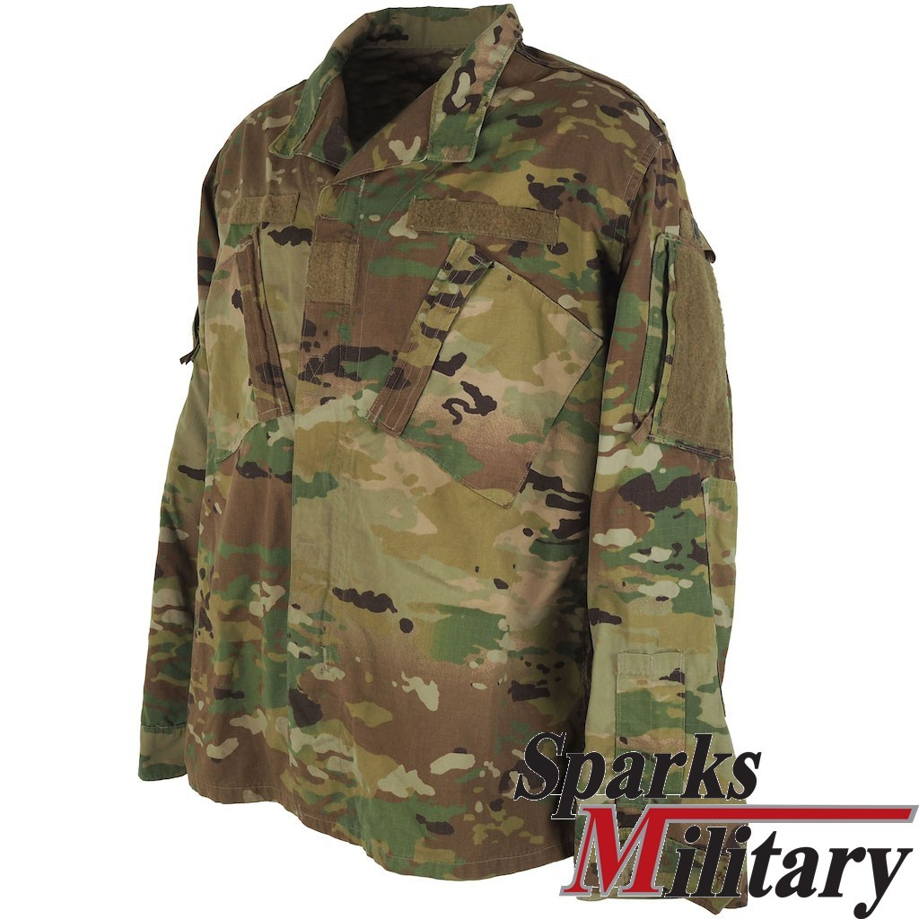 OCP Scorpion Combat Uniform Hemd