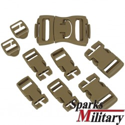Fastex Replacement Buckle Kit