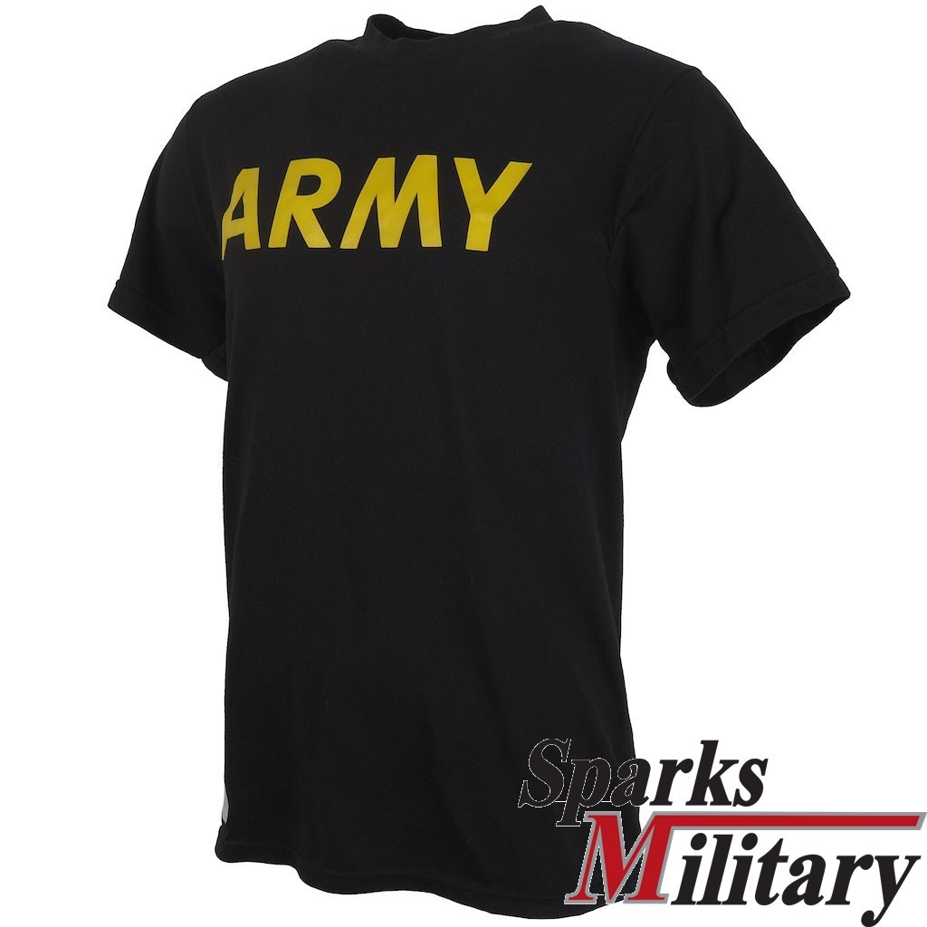 APFU US Army Physical Fitness Uniform T-Shirt Kurzarm
