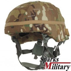 Original ACH MICH Helmet set with Multicam Cover