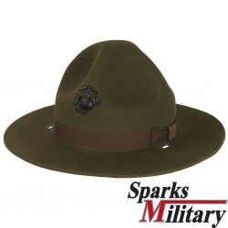 USMC Campaign Hat for Drill Instructor and officers
