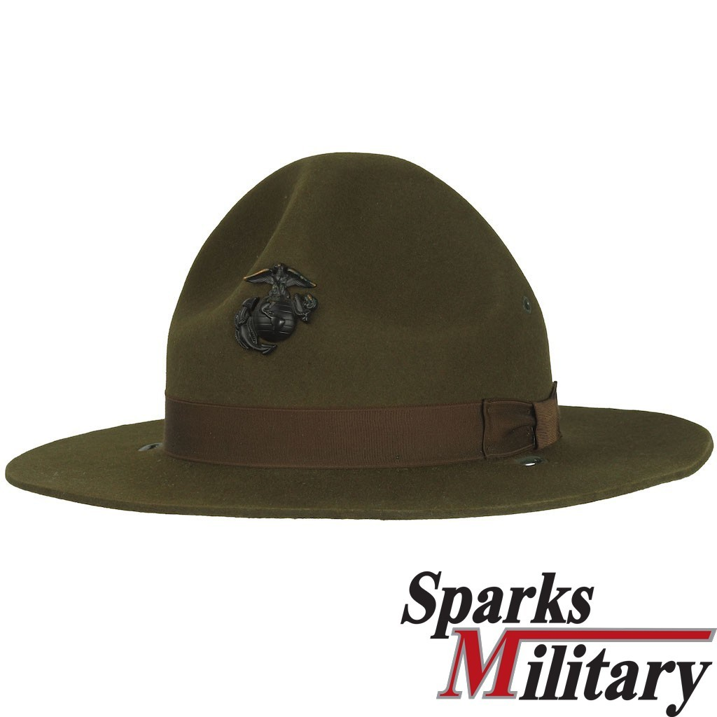 us marine corps campaign hat buy online