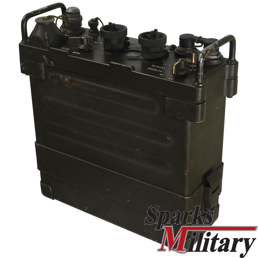 Original PRC-77 Radio of the US Military for 369,90 € order