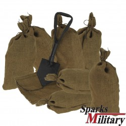 US Military burlap Sand Bag