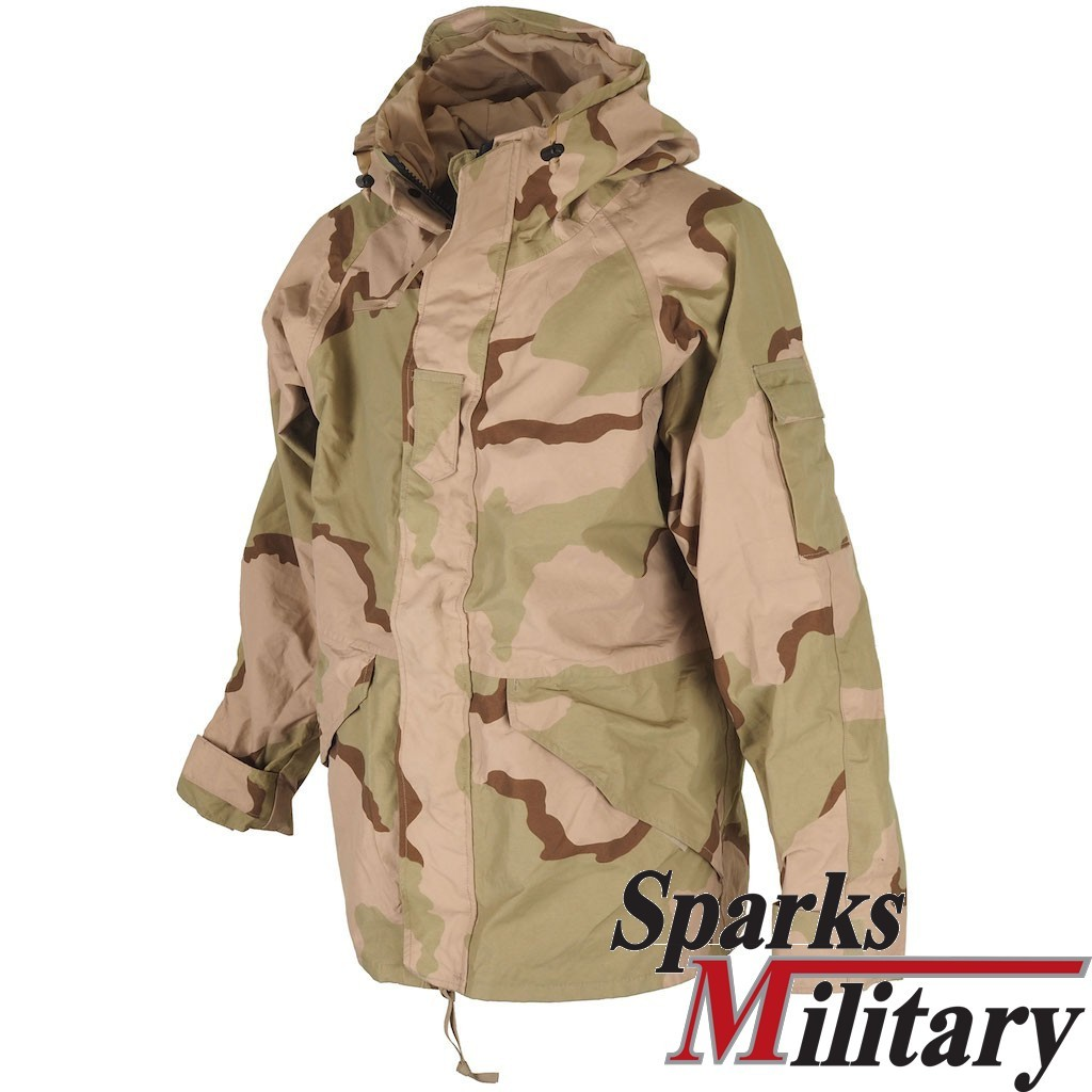 Buy original US Military Desert Camo Gore Tex Parka online 782e776a5
