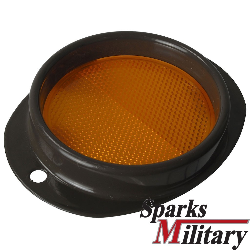 Amber Reflector Typ II for US Military Vehicles