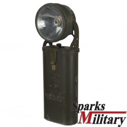 Justrite model 2106-7 US Military Flashlight