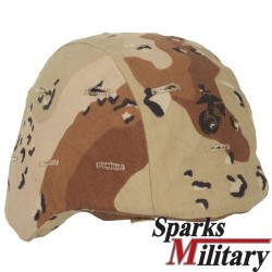 USMC Six Color PASGT Helmet Cover