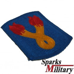 196th Infantry Brigade cut edge patch