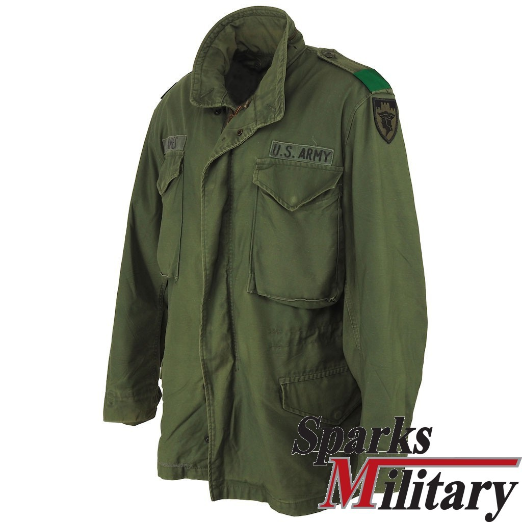 M65 Field Jacket Medium-Regular 7th Army Reserve Command
