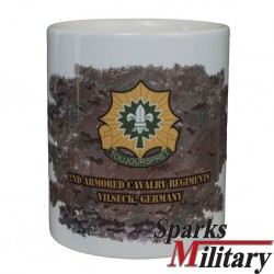 2nd Armored Cavalry Regiment Coffee Cup