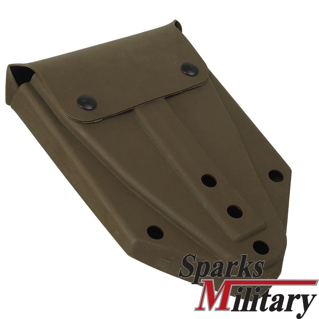 US Army LC2 Entrenching E-Tool Carrier Plastic Vinyl